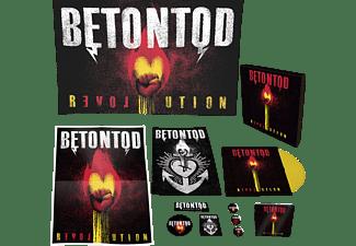 Betontod - Revolution (Ltd. Edition Fanbox)  - (LP + Bonus-CD)