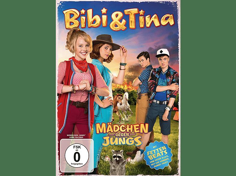 Bibi & Tina 3 - Mädchen gegen Jungs [DVD]