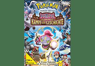 Pokemon der Film - Hoopa und der Kampf der Geschichte DVD