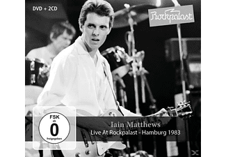 Iain Matthews - Live At Rockpalast - (CD + DVD Video)