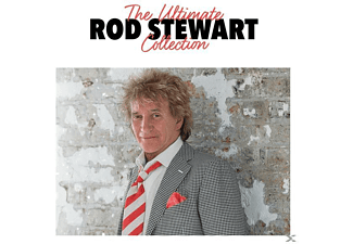 Rod Stewart - The Ultimate Collection - (CD)