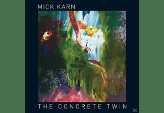 Mick Karn - The Concrete Twin  - (CD)