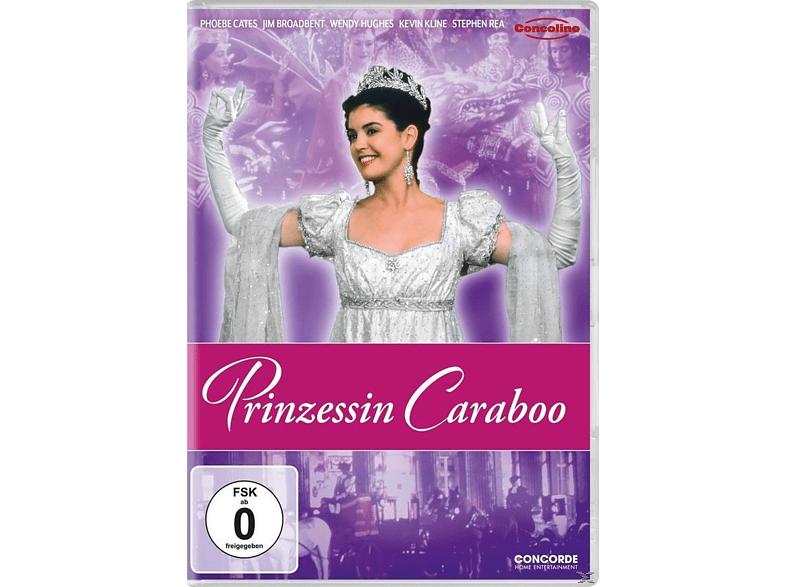 Prinzessin Caraboo [DVD]