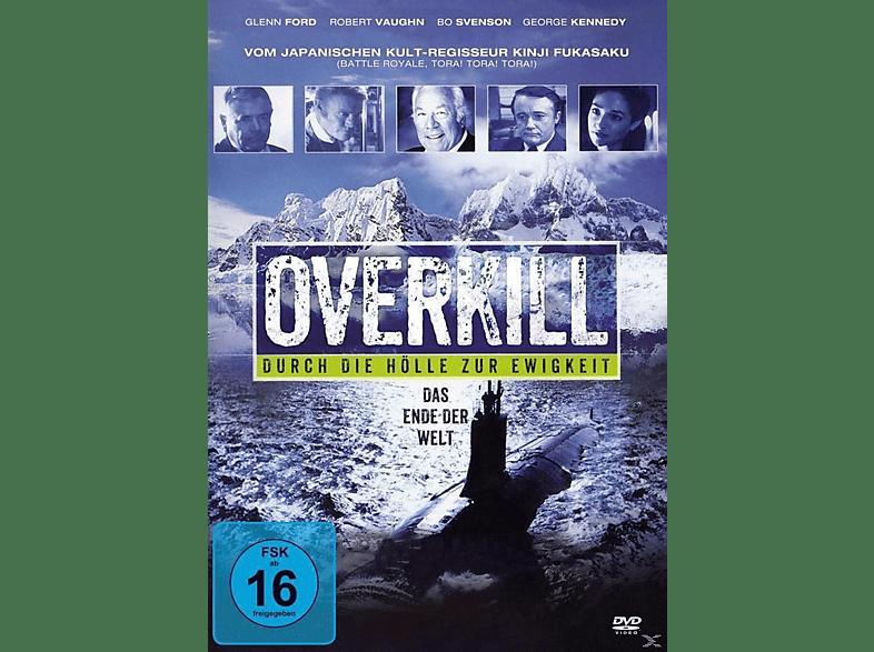 Overkill-Durch die Hölle zur Ewigkeit [DVD]