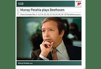 Perahia Murray - Murray Perahia plays Beethoven  - (CD)