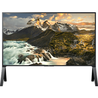 SONY KD-100ZD9 LED TV (Flat, 100 Zoll/253 cm, UHD 4K, 3D, SMART TV, Android TV)