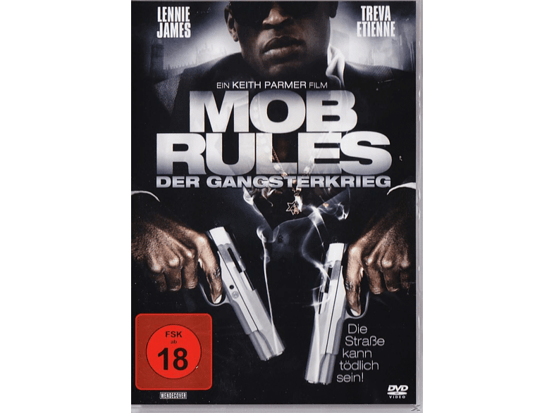 MOB RULES - DER GANGSTERKRIEG [DVD]