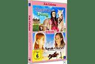 Die Prinzessin und das Pony & Sarah und Harley [DVD]