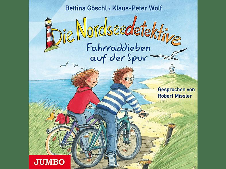 Die Nordseedetektive 4: Fahrraddieben auf der Spur - (CD)