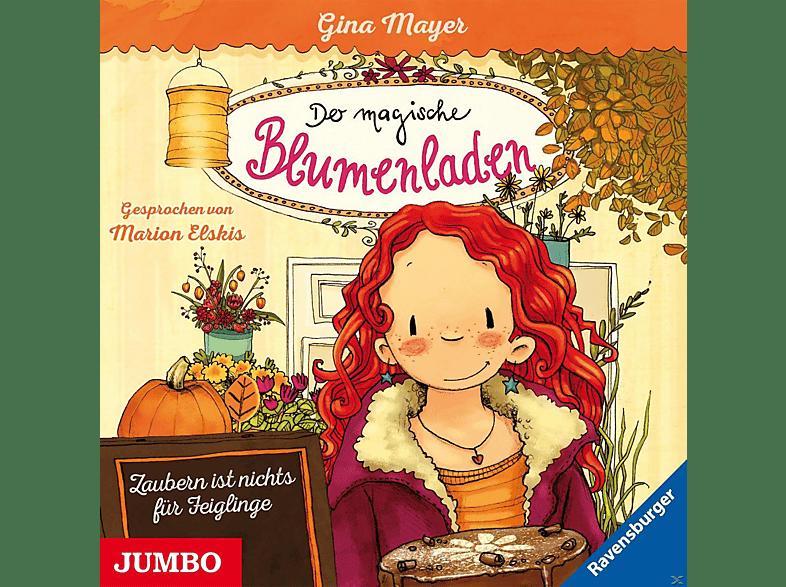 Der magische Blumenladen 3 - Zaubern ist nichts für Feiglinge - (CD)