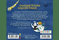 Geisterspuk zur Mitternacht - Geschichten für kleine Gespenster - (CD)