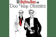 VARIOUS - 50 Rhythm & Blues And Doo Wop Classics [CD]