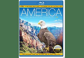 Amerika - Ein überwältigendes Werk der Natur  4K Ultra HD Blu-ray