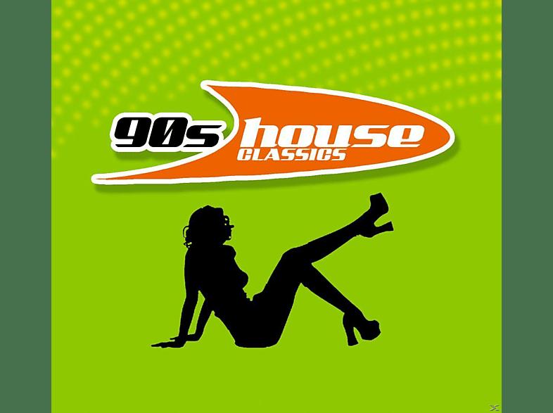 VARIOUS - 90 S HOUSE CLASSICS [CD]