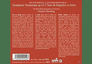 Swedish Radio Symphony Orchestra - Symphonie Fantastique  - (CD)