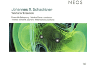 Ensemble Zeitsprung - Works For Ensemble [CD]