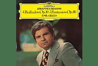 Emil Gilels - 4 Balladen op.10+7 Fantasien op.116 [Vinyl]