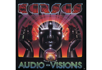 Kansas - Audio Visions  - (CD)