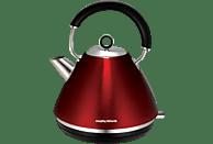 MORPHY RICHARDS 102004 Accents Wasserkocher, Rot