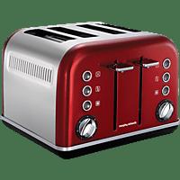 MORPHY RICHARDS 242020 Accents Toaster Rot  (1880 Watt, Schlitze: 4)