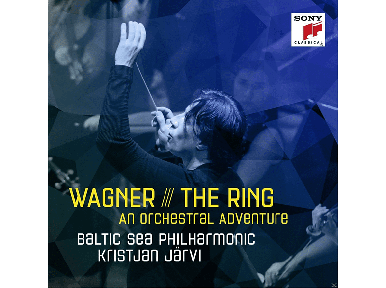 Kristjan Järvi, Baltic Sea Philharmonic - The Ring-An Orchestral Adventure [CD]
