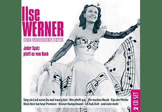 Ilse Werner - Jeder Spatz Pfeift Es Vom Dach  - (CD)