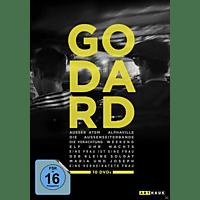 Best Of Jean-Luc Godard DVD