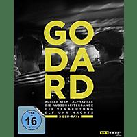Jean-Luc Godard Edition [Blu-ray]