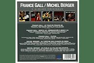 France Gall, Michel Berger - Michel Berger & France Gall: Coffret 5CD [CD]