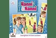 Hanni Und Nanni - Hanni und Nanni - 52/Castingfieber mit Hanni und Nanni - (CD)