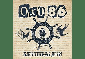 Oxo 86 - Akustikalbum  - (CD)