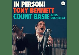 Tony & Count Bas Bennett - In Person!+1 Bonus Track (Ltd.Edt 180g Vinyl)  - (Vinyl)