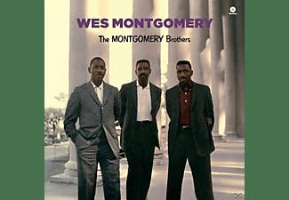 Wes Montgomery - The Montgomery Brothers+1 Bonus Track (Ltd.  - (Vinyl)