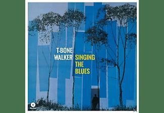 T-Bone Walker - Singing The Blues+2 Bonus Tracks (Ltd.180g Viny  - (Vinyl)