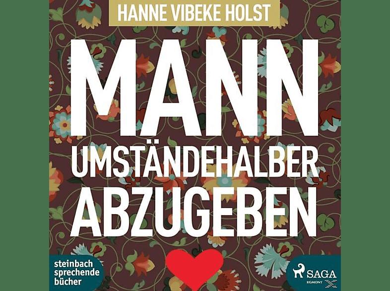 Dagmar Bittner - Mann Umständehalber Abzugeben (MP3) - (MP3-CD)
