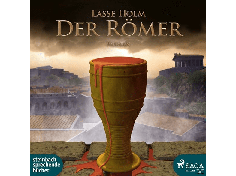 Wolfgang Berger - Der Römer (MP3) - (MP3-CD)