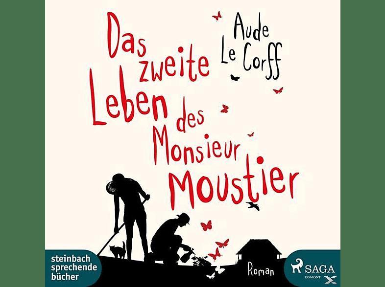 Claudia Dres - Das Zweite Leben Des Monsieur Moustier - (CD)
