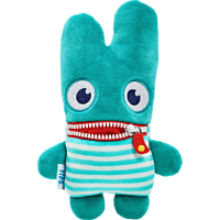 SCHMIDT SPIELE (UE) Sorgenfresser Klein Fips Plüschfigur, Mehrfarbig