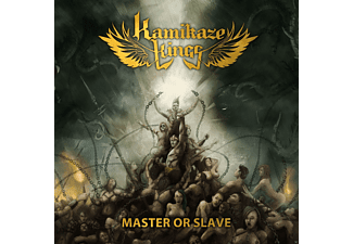 Kamikaze Kings - Master Or Slave - (CD)