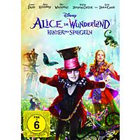Alice im Wunderland: Hinter den Spiegeln [DVD]