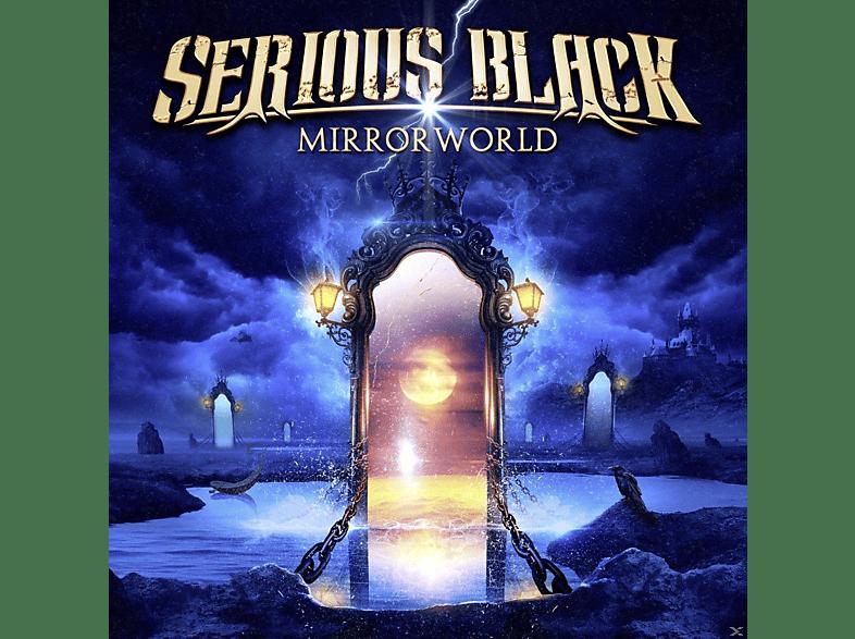Serious Black - Mirrorworld (Gatefold Color 2 Vinyl Bundle) [Vinyl]