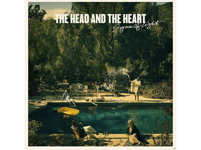 The Head And The Heart - Signs Of Light [CD]
