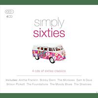 VARIOUS - Simply Sixties [CD]