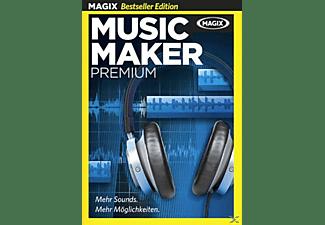 MAGIX Music Maker 2014 Premium (Bestseller) - [PC]