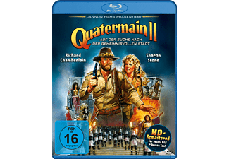 Quatermain 2 - Auf der Suche nach der geheimnisvollen Stadt Blu-ray