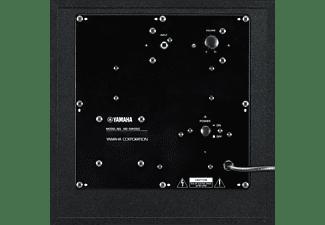 YAMAHA Subwoofer NS-SW050 Frontfire, 100 Watt, schwarz