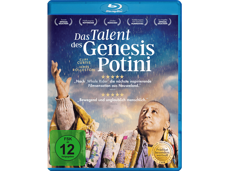 Das Talent des Genesis Potini [Blu-ray]