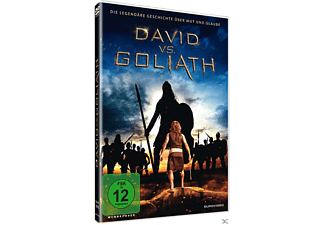 David vs. Goliath Blu-ray