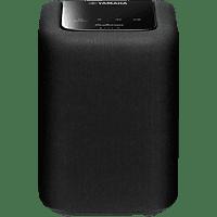 YAMAHA WX 010 - Streaming Lautsprecher (App-steuerbar, Bluetooth, Schwarz)
