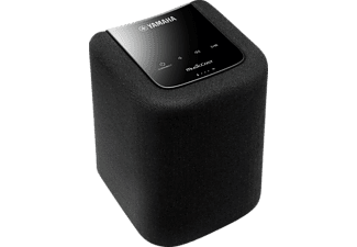 YAMAHA WX 010 Streaming Lautsprecher App-steuerbar, Bluetooth, Schwarz